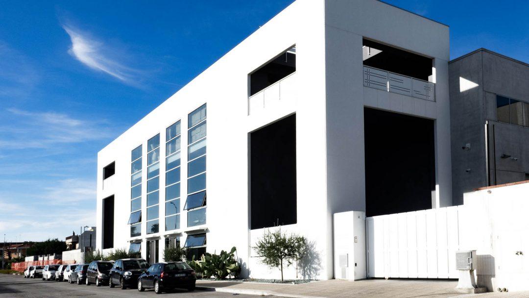 Edificio Industriale Legnoline – Andria