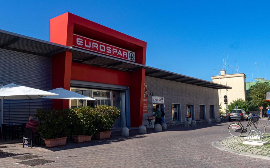 Supermecato Eurospar
