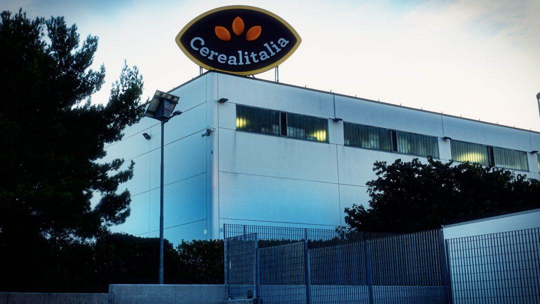 Edificio Industriale Cereal Italia – Corato